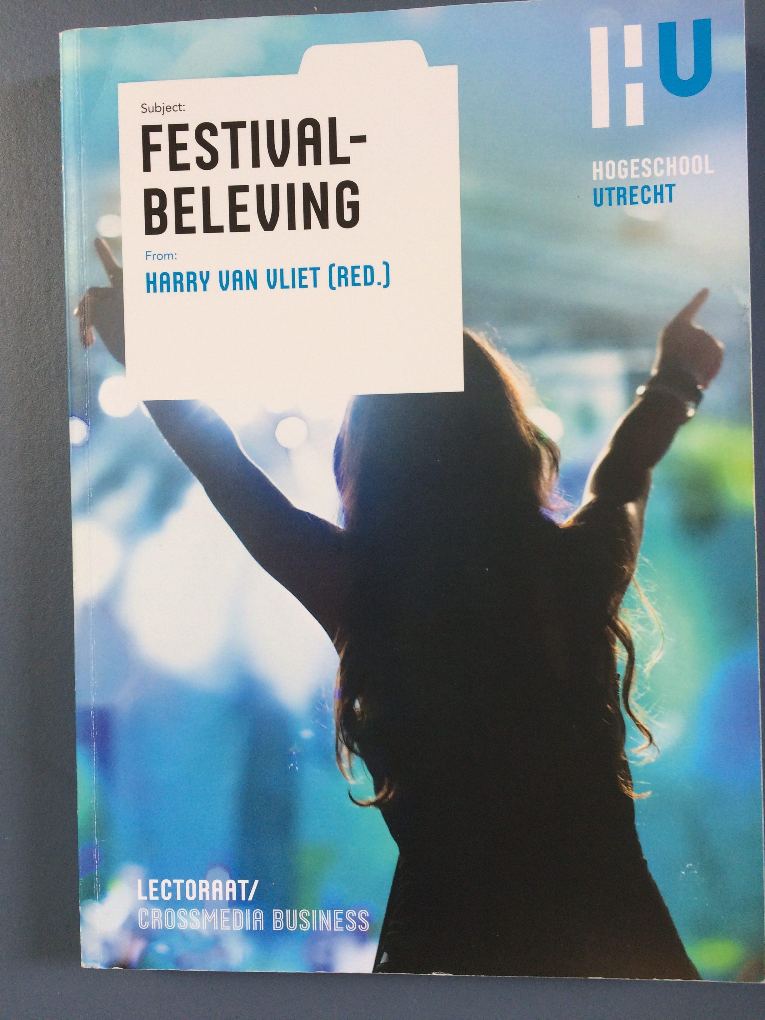 Boekbespreking Harry van Vliet (red. 2012)