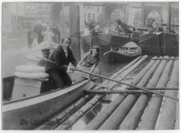 Der geheimnisvolle Klub (1913)