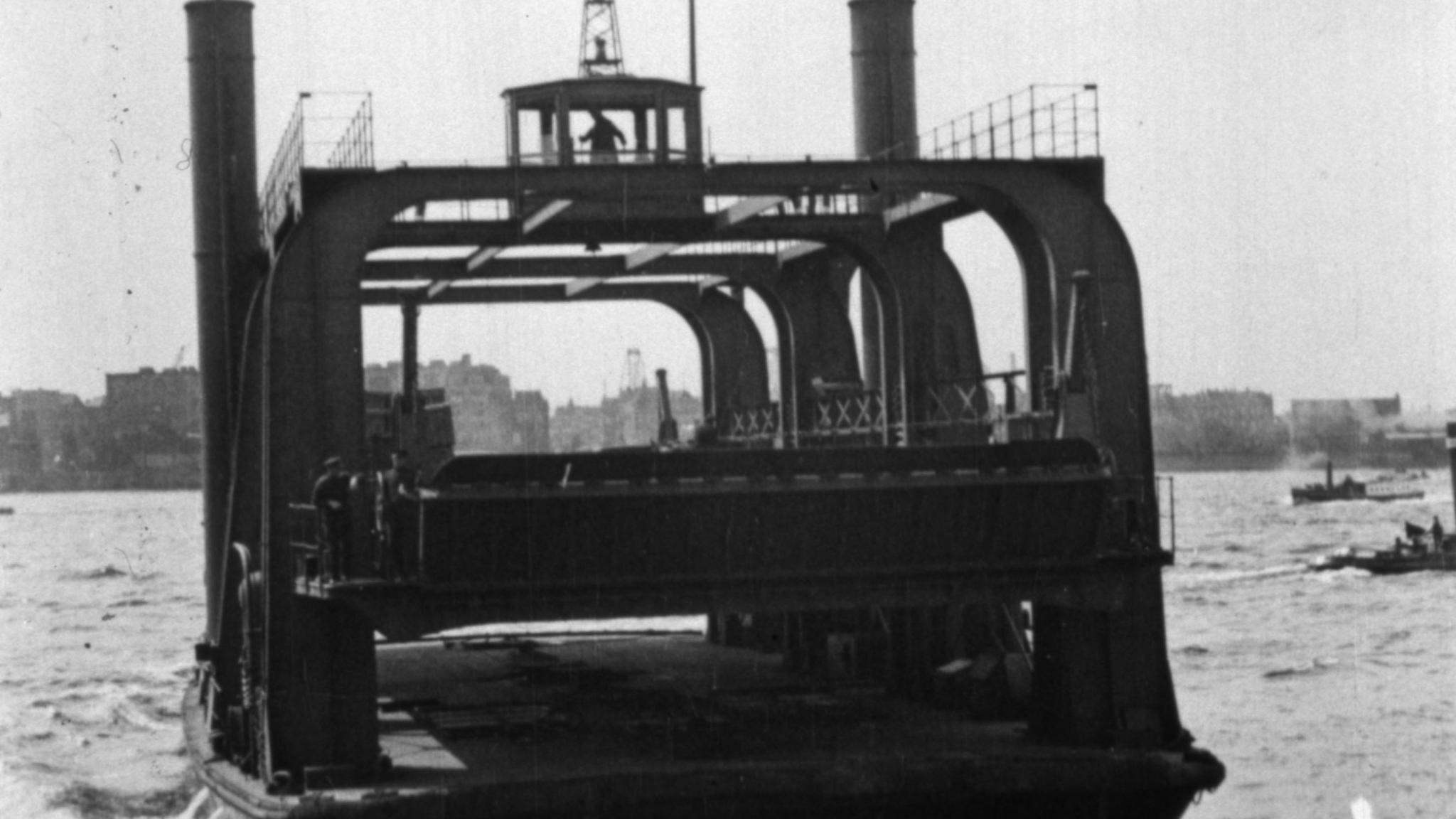 De stad die nooit rust (1928)