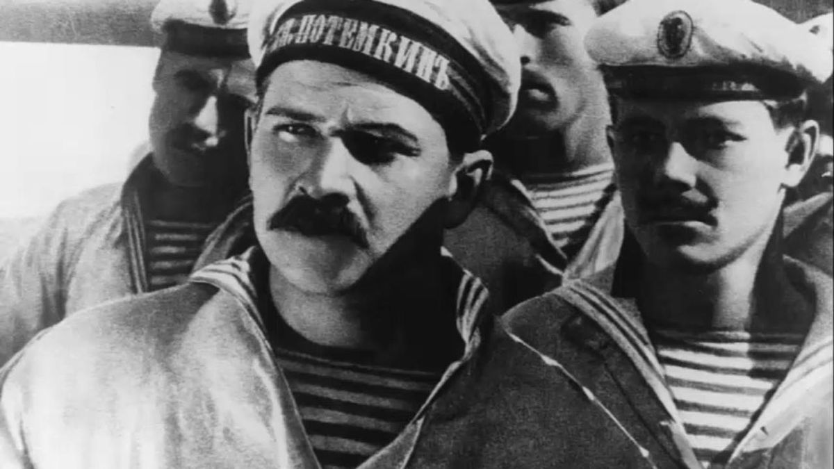 Pantserkruiser Potemkin (1925)