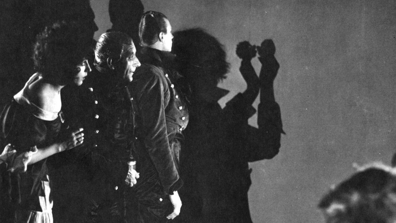 Schatten: Eine Nächtliche Halluzination (1923)