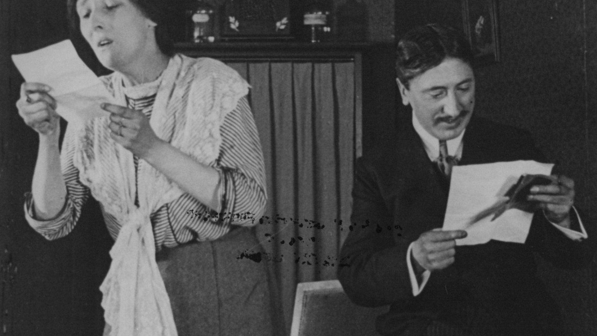 Weergevonden (1914)