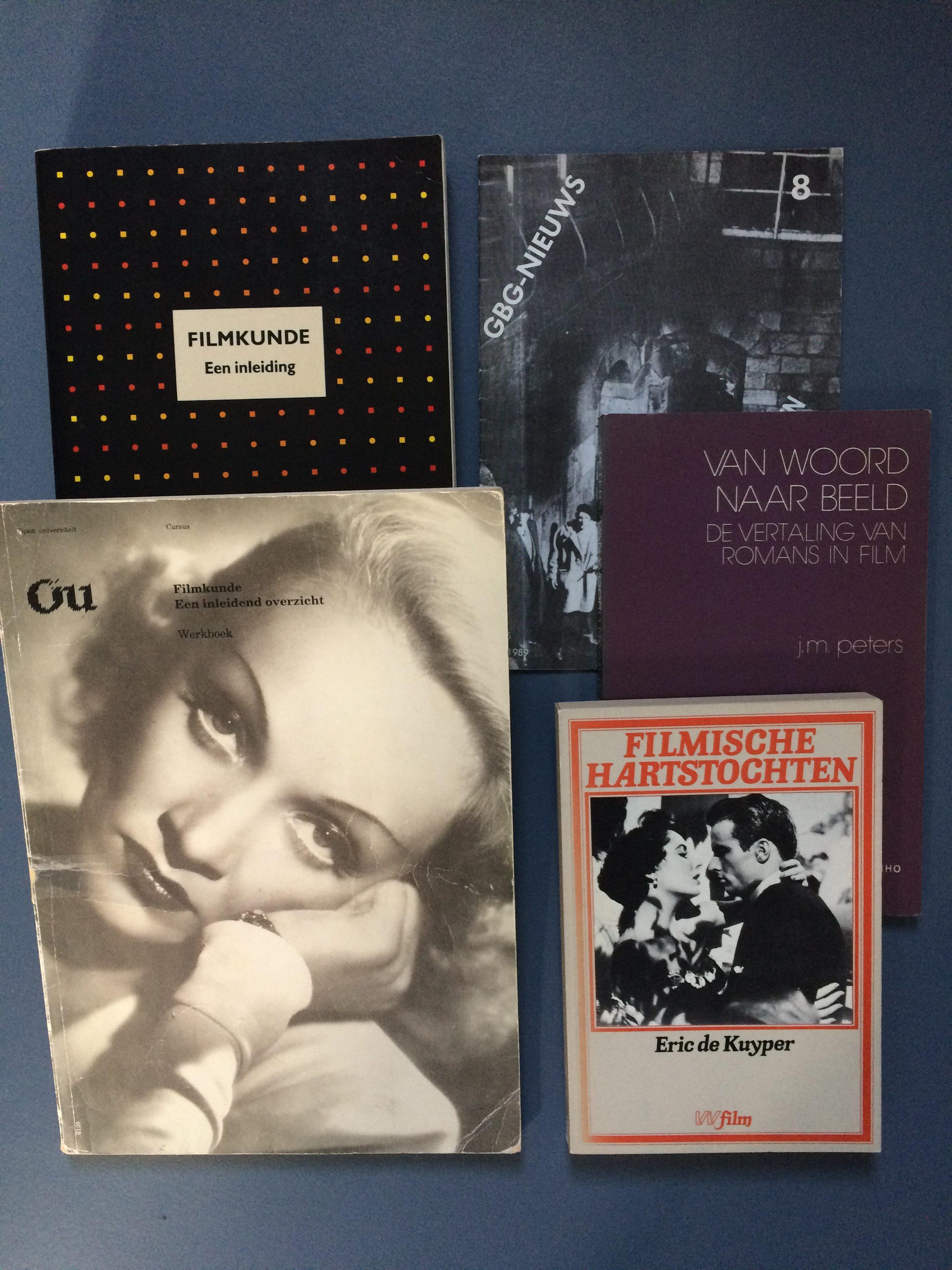Nederlandstalige Film Studies – de beginjaren