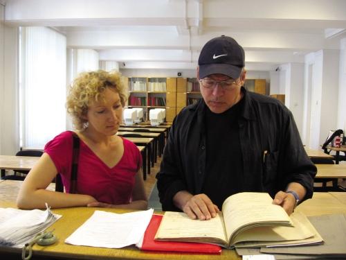 Meine Mütter: Spurensuche in Riga (2007)