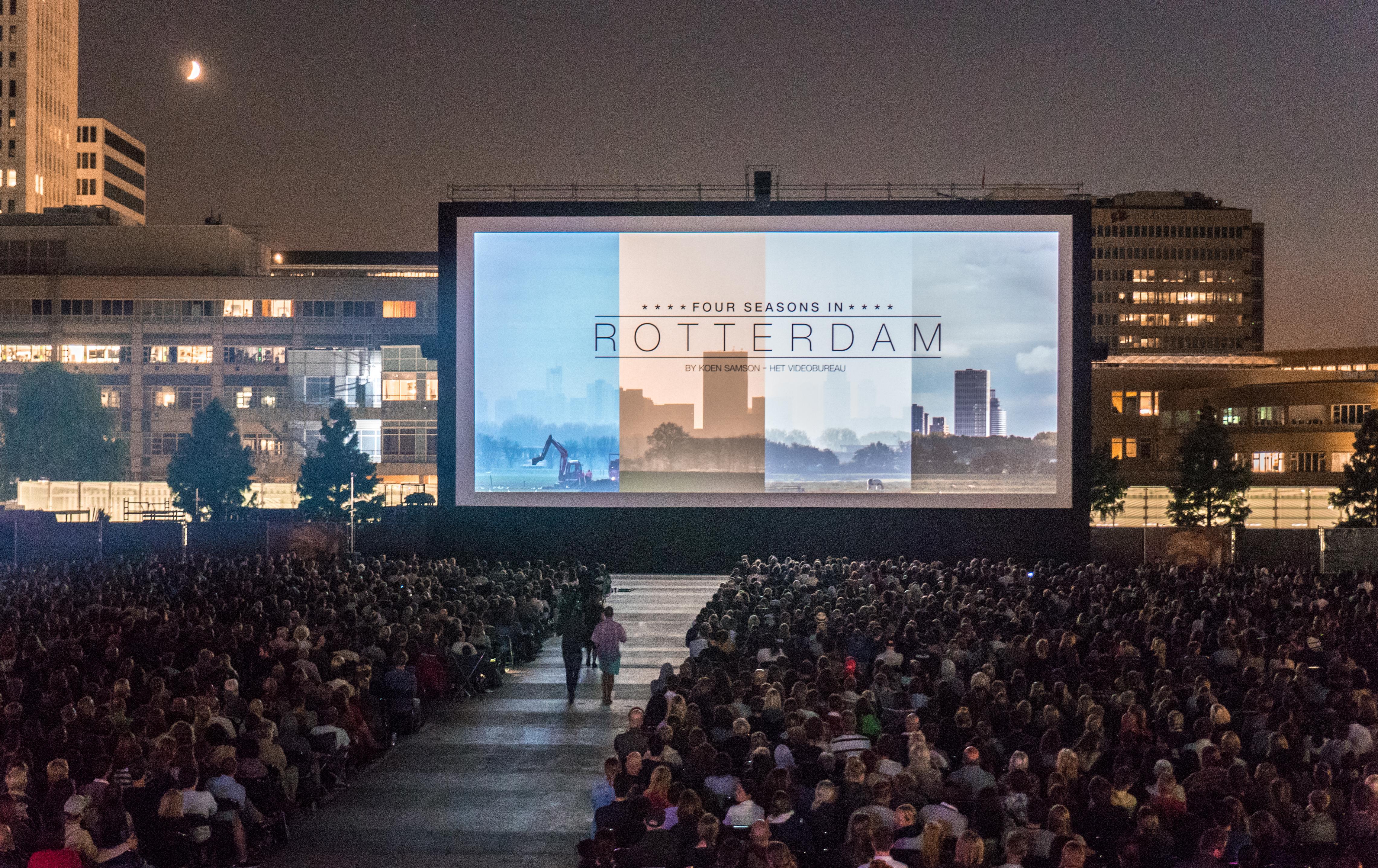 Het Rotterdams filmvertonersklimaat