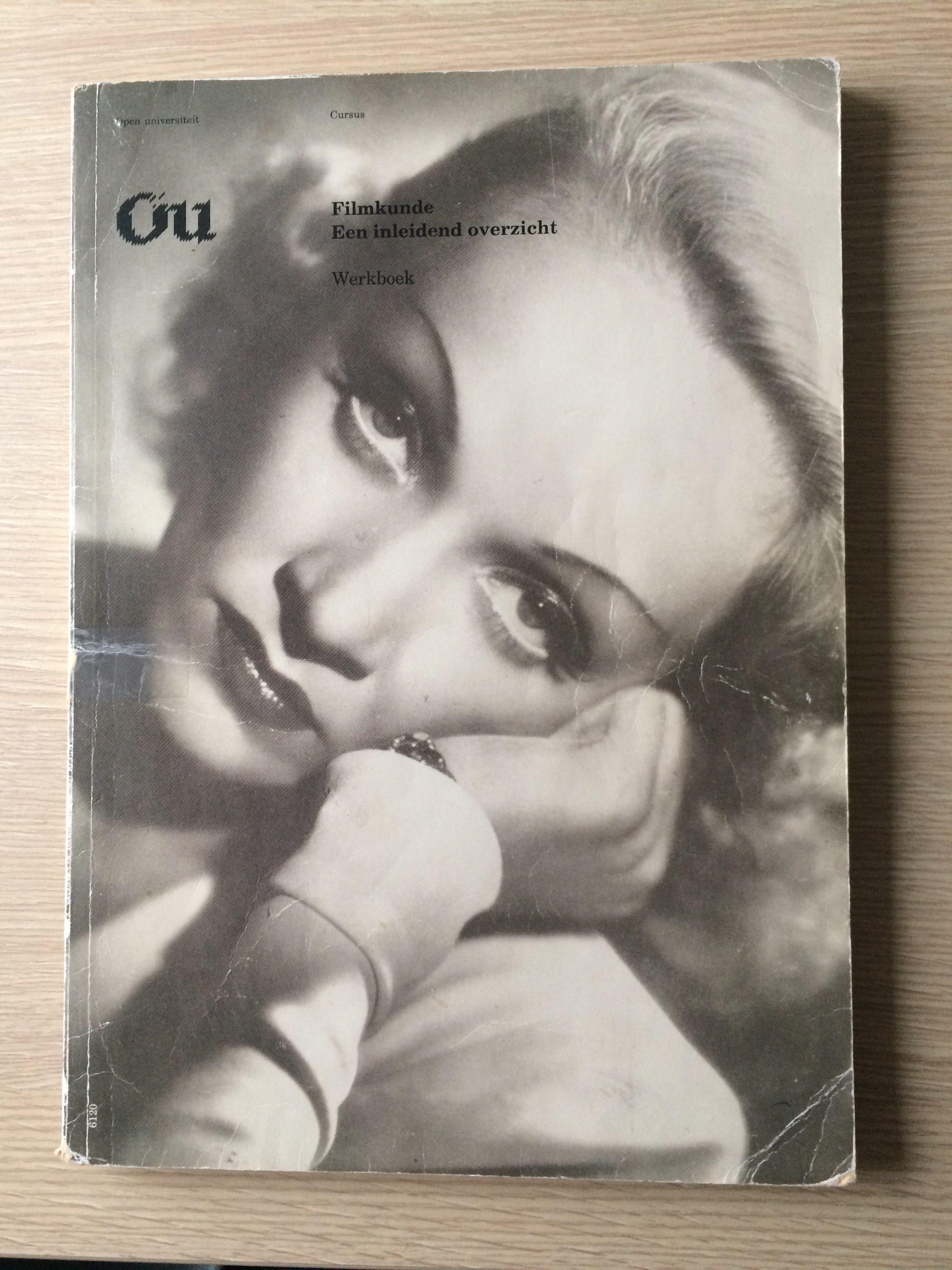 Werkboek Filmkunde Open universiteit 1991